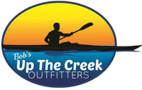 Bobs Up The Creek Outfitters logo